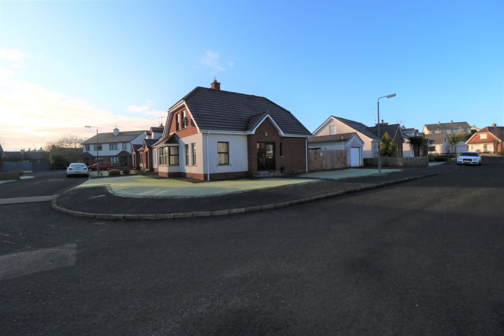 Image of 36 Fourtowns Manor, Ahoghill, Ballymena, BT42 1RS