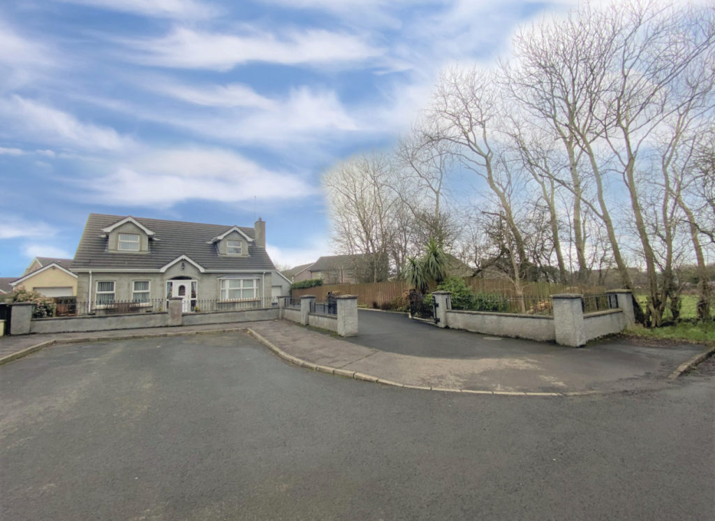 Image of 12 Bellaghy Drive, Dunloy, Co Antrim, BT44 9AT